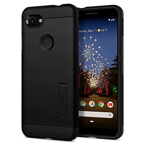 Spigen Tough Armor Designed for Google Pixel 3a Case (2019) - Black