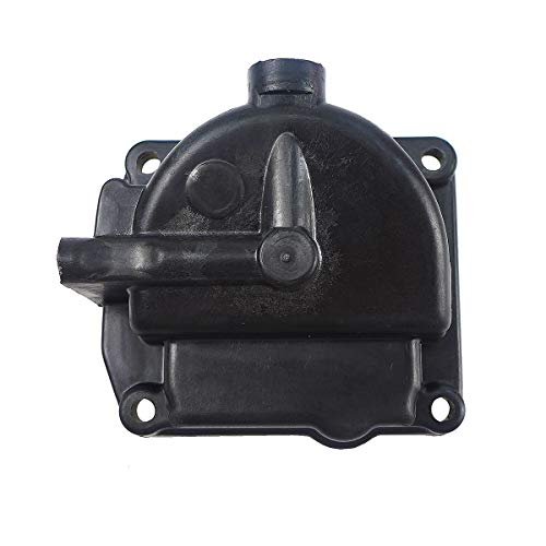 Carburetor Bowl Float Chamber Fit for OMC Johnson Evinrude 90-100-105-115-135-150-175 HP, CFloat Chamber Assembly Replace 433000 0433000 766418, Compatible with years 1994 & Up V4 V6 Engines 60 Degree