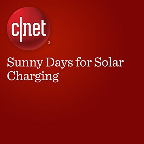 Sunny Days for Solar Charging audiobook cover art