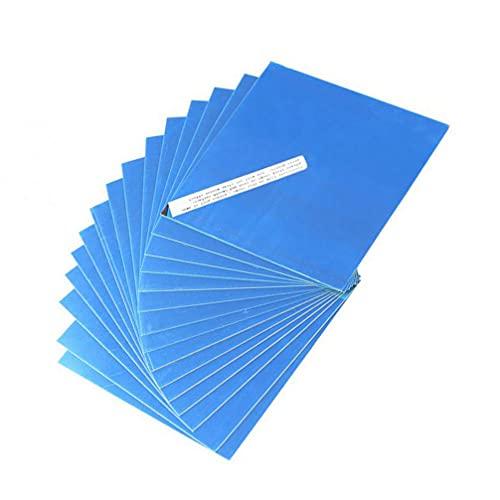HEALLILY 16 Piezas 15X15cm Pegatinas de Espejo de Pared Azulejos Cuadrados Removibles Adhesivos de Pared Decoración del Hogar para El Dormitorio Sala de Estar Baño