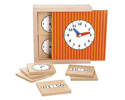 Playtive Junior Lernbox - Uhrzeit