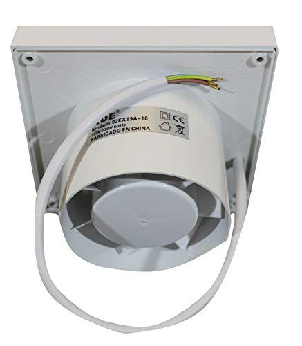 Aireador en pared/de techo Extractor de aire cocina