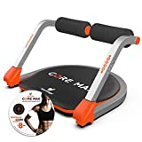New Image Core Max 8-In-1 Home Workout Training System, Tone Tighten And Sculpt Abs & Obliques