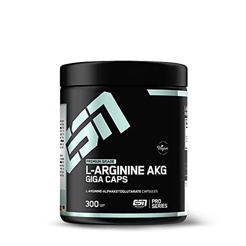 ESN L-Arginine AKG Giga Caps, 300 Kaps.
