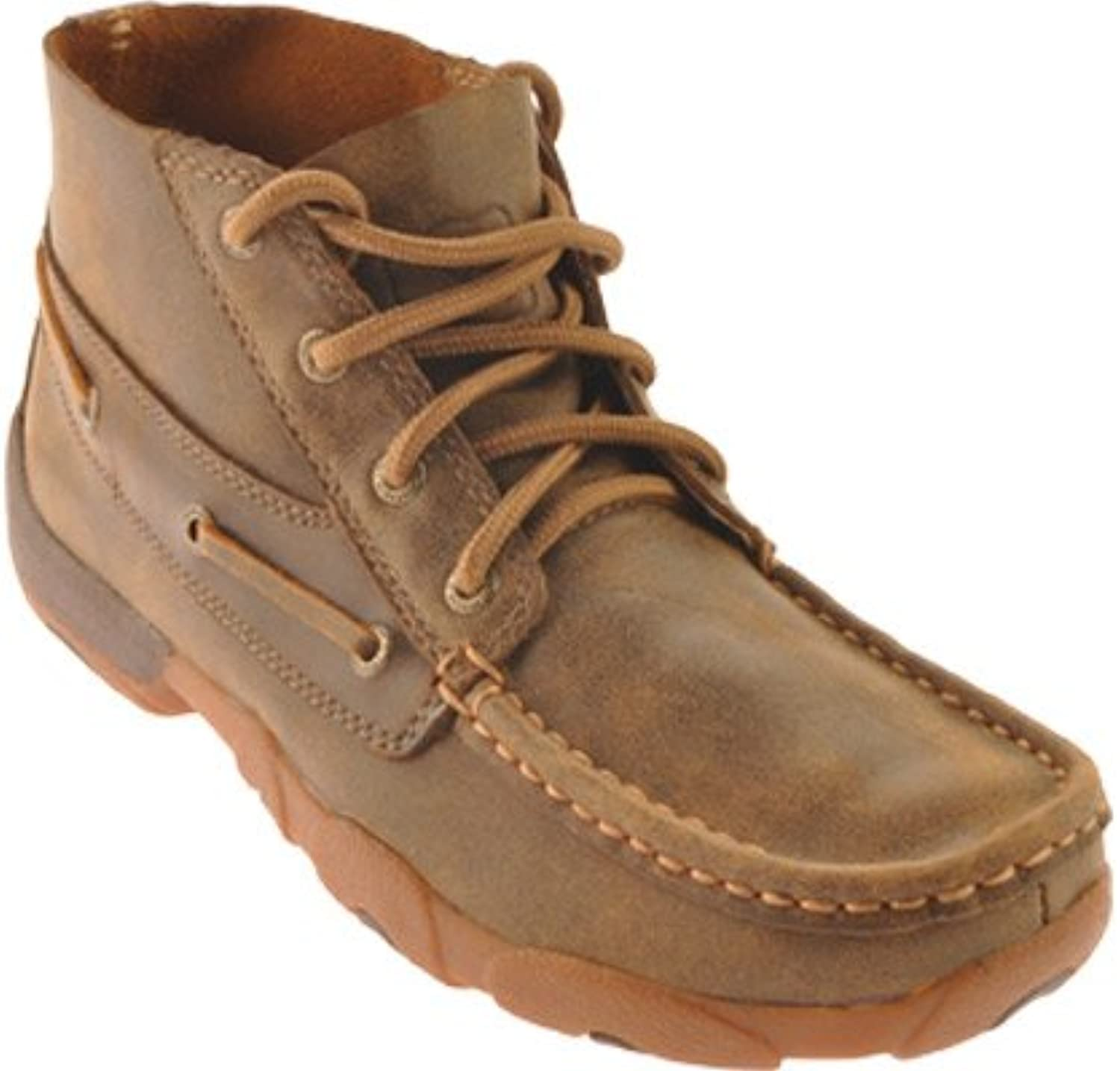 Twisted X Boots Men's MDM0007,Bomber Leather,US 11.5 W