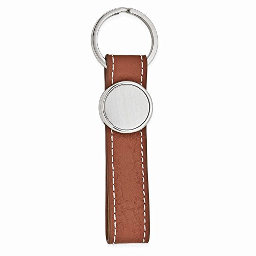 ICE CARATS Brown Key Band Ring Size Money Clip Wallet Fashion Jewellery for Dad Mens Gifts for Him