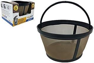 GOLDTONE Reusable 8-12 Cup Coffee Filter Flat-Bottom Basket for Proctor Silex