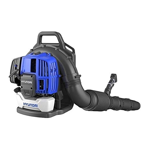Hyunda bladblazer 33cc - benzine motor - inclusief rugdrager