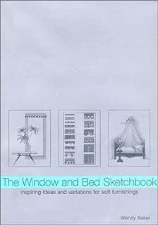 Window and Bed Sketchbook