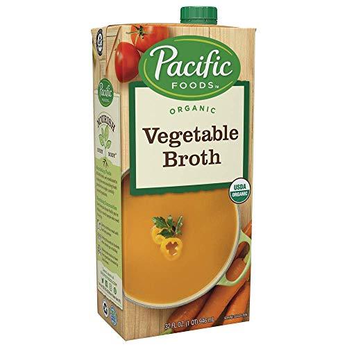 Pacific Foods Organic Vegetable Broth, 32 oz