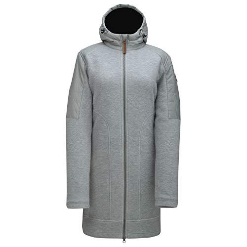 2117 of Sweden Damen Women's Wool Hybrid Coat Sandviken MantelGrau 34