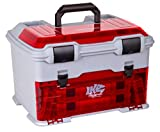 Flambeau Outdoors Multiloader Tackle Station Boxes, Fishing Organizer with Tuff Tainer Boxes - Varying Colors
