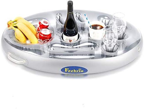 Top 10 Best floating drink holder for pool Reviews