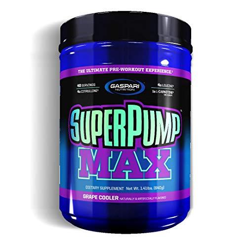 Gaspari Nutrition Super Pump