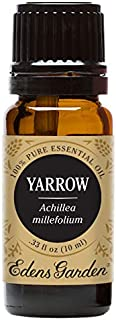 Edens Garden Yarrow Essential Oil, 100% Pure Therapeutic Grade (Highest Quality Aromatherapy Oils- Digestion & Headaches), 10 ml