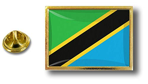 Akacha pin flaggenpin flaggen Button pins anstecker Anstecknadel sammler tansania