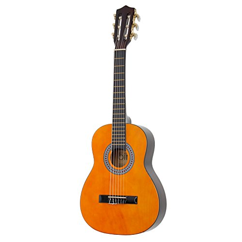 Vogel CG1 4/4 Size Klassieke gitaar 1/2 NATUURLIJK