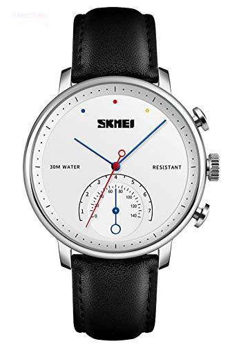 Reloj - SKMEI - para - LemaiSKMEI1399SILVER Black