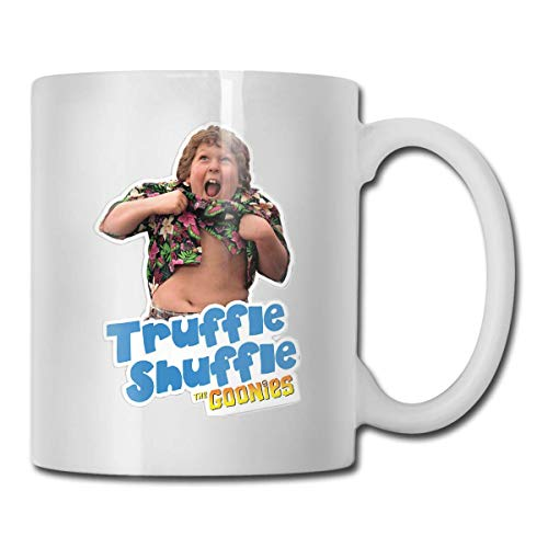 Die Goonies Trüffel Sfle CUPS 11OZ gedruckt Design Funny Coffee Mug Tee Cup