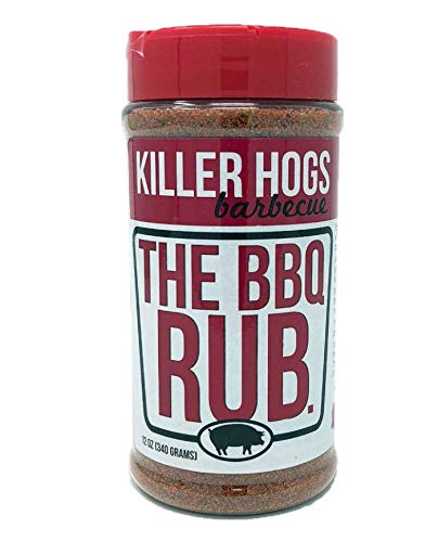 1. Killer Hogs The BBQ Rub 12 Ounce (12 oz (3 Pack))
