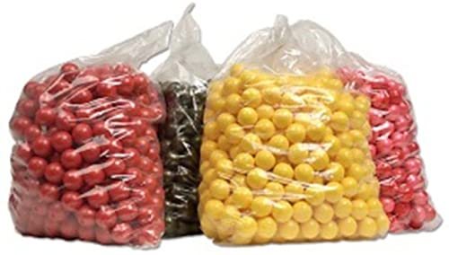 Loader Paintball 500 Rounds Basic Training Paintballs - .68 Caliber - Color May Vary
