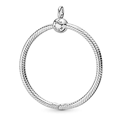 Pandora Jewelry Medium O Sterling Silver Pendant