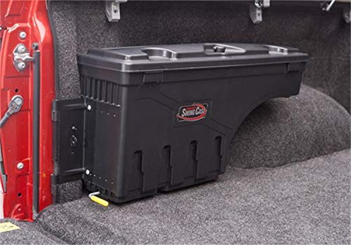 Undercover SwingCase Truck Bed Storage Box | SC100D | Fits 07-20 2007-& Chevrolet Silverado/GMC Sierra 1500-3500Drivers Side 1500-3500