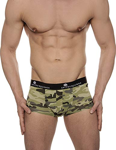 SPITZENJUNGE® André Classic Line Hipster (Army), XL