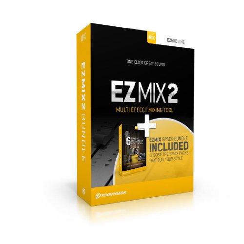Toontrack EZmix 2 Bundle - EZmix2 + 6 EZmix-Packs