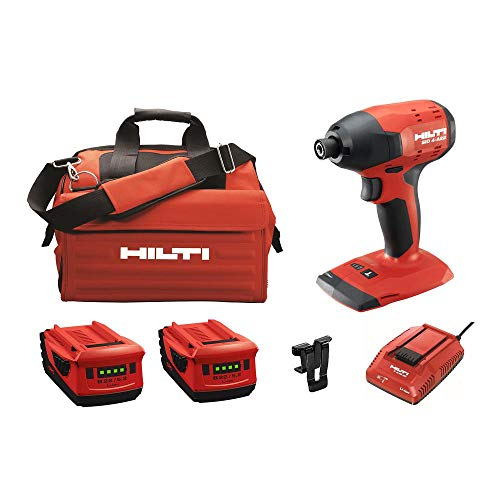 Review 22-Volt Lithium-Ion 1/4 in. Hex Cordless SID 4 Impact Driver