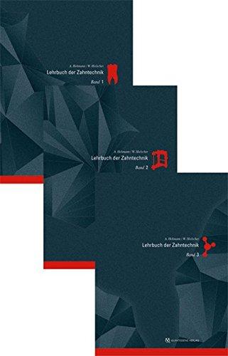 Lehrbuch der Zahntechnik: Band 1-3 im Set