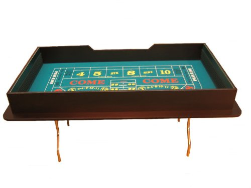 ACEM Casino supplies 80 Inch Professional Craps Table - Made in The USA