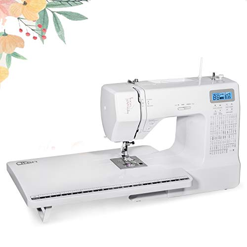 Uten Computerized Sewing Machine Electronic with 200 Stitches 8 Buttonholes...