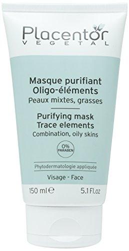 Placentor Végétal Masque Purifiant Peaux Mixtes et Grasses 150 ml