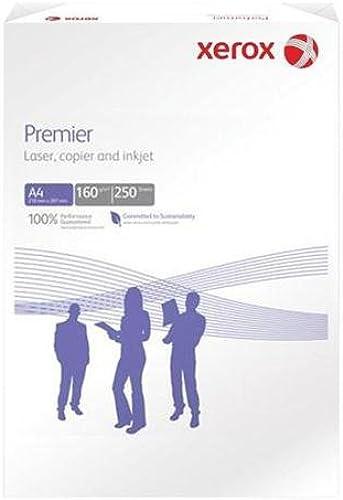 Envío 100% gratuito Xerox Premier para impresoras y y y fotocopiadoras (160gsm A4blanco Ref 003R93009250hojas 372557  el estilo clásico
