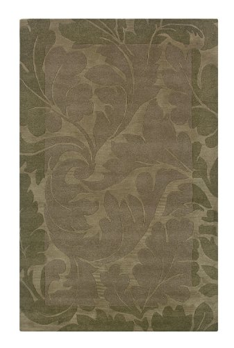 Hot Sale Rizzy Home PR0274 Pandora 9-Feet by 12-Feet Area Rug, Green