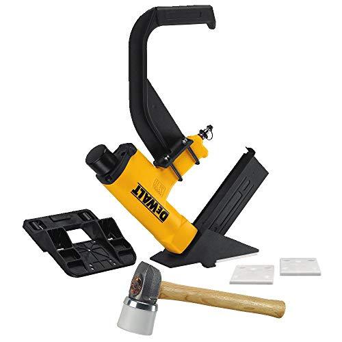DEWALT Pneumatic 15.5-Gauge Hardwood Flooring Stapler DWMIIIFS