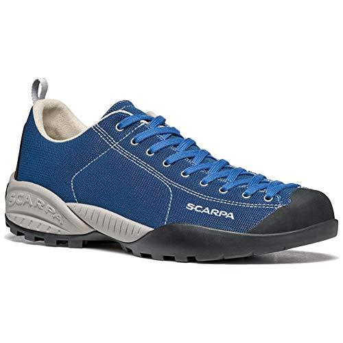 Scarpa Mojito, Chaussures de Trail Homme, Fresh Denim Blue BM Spider, 46 EU