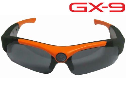 Overlook LY-65W - Gafas de Sol con videocámara HD (Lentes polarizadas)