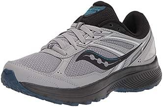 Saucony Men's Cohesion TR14 Trail Running Shoe, Alloy/Cobalt, 11