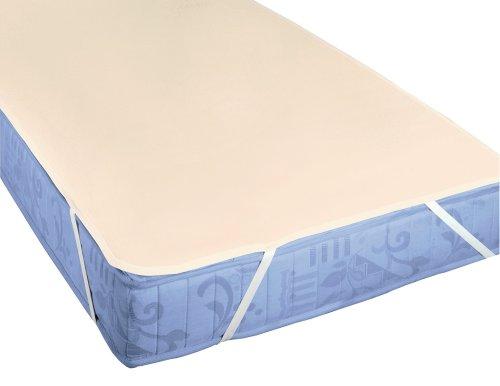 biberna Sleep & Protect 0808422 Molton Matratzenauflage / Matratzenschoner Sanfor Ausrüstung 140x200 cm -> 160x200 cm