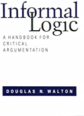 Informal Logic: A Handbook for Critical Argumentation