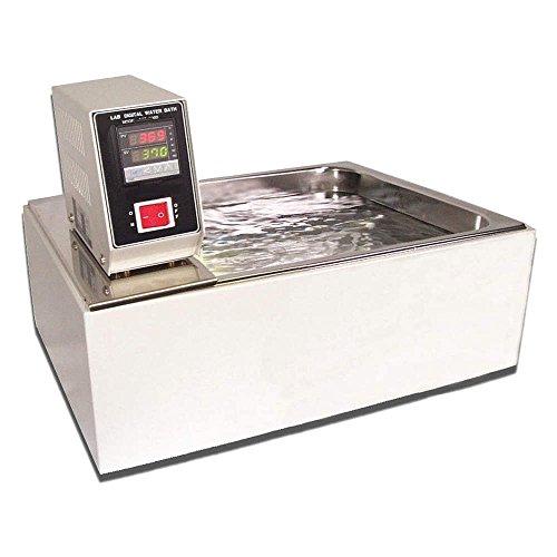 LW Scientific WBL-10LC-SSD1 Water Bath, Circulating, Variable Temperature, 10 L, 110V
