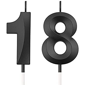 Best 18th birthday candles Reviews