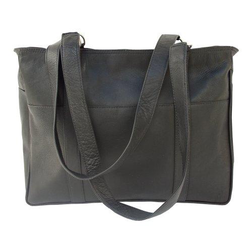 Leather Women's Top-Handle Handbags - Best Reviews bagtip