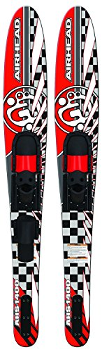 "Airhead S-1400 Wide Body Combo Skis, 65"", pair, Multicoloured (AHS-1400)"