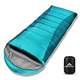 Forceatt Sleeping Bag for Adults and Teens in Winter(14℉ to 59℉) 丨 Great for Camping,...