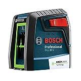 Bosch Professional(ボッシュ) クロスラインレーザー(ダイレクトグリーンレーザー) GLL30G