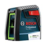 Bosch GLL 30G PVC Self Levelling Cross Green Line Laser (Blue)