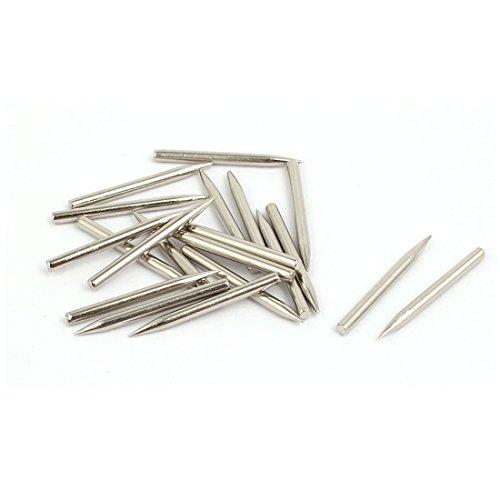Aexit 1,4mm x 17mm kohlenstoffstahl ohne kopf abstellgleis wand zement nagel 20 stücke (10b71b2444b9e4070fde16b6eba0f556)